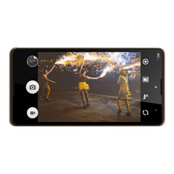 "Smartphone Wiko ROBBY - Smartphone - double SIM - 3G - 16 Go - microSDXC slot - GSM - 5.5"" - 1 280 x 720 pixels (267 ppi) - IPS - 8 MP (caméra avant de 5 mégapixels) - Android - rose gold"