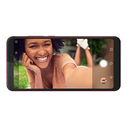 Smartphone Wiko - View XL Red