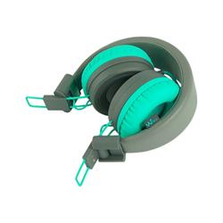 Cuffie con microfono Wiko - WiSHAKE Verde