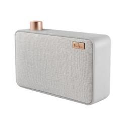 Speaker Wireless Bluetooth Wiko - WiSHAKE Bianco
