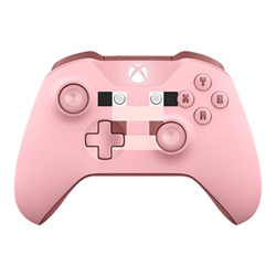 Controller Microsoft - Xbox Wireless Minecraft Pig