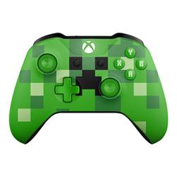 Controller Microsoft - Xbox Wireless Minecraft Creeper