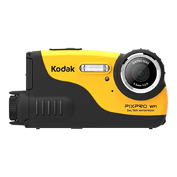 Image of Action cam WP1 Giallo-Nero