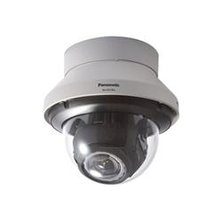 Telecamera per videosorveglianza Panasonic - True 4k fixed dome 12mp