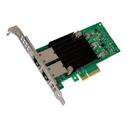 Adattatore di rete Intel - Ethernet converged network adapter x550-t2 - adattatore di rete x550t2