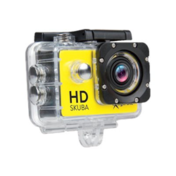 Image of Action cam Exagerate skuba action cam - action camera xcam720hd