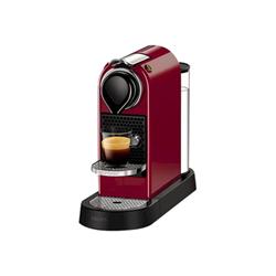 Macchina da caffè Krups - Nespresso CitiZ XN7405K Red Urban