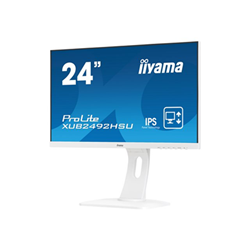 "Monitor LED IIYAMA - Prolite - monitor a led - full hd (1080p) - 24"" xub2492hsu-w1"