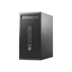 PC Desktop HP - EliteDesk 705 G3 Microtower PC