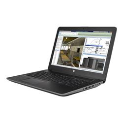 """Workstation HP - Zbook studio g4 mobile workstation - 15.6"""" - core i7 7700hq y6k15et#abz"""