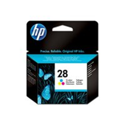 HP - Tinta colo n 28 dj 3420/3325  4
