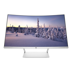 Monitor LED HP - Hp 27 curved