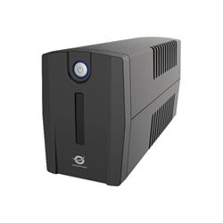 Gruppo di continuità Conceptronic - Ups - 360 watt - 650 va zeus 01es