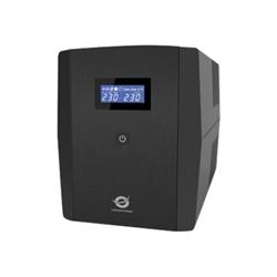 Gruppo di continuità Conceptronic - Ups - 720 watt - 1200 va zeus 03e