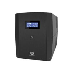 Gruppo di continuità Conceptronic - Ups - 1320 watt - 2200 va zeus 04e