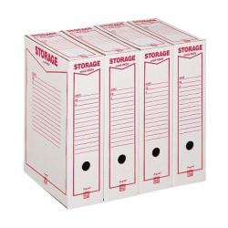 Raccoglitore King Mec - Cartella a scatola 160200