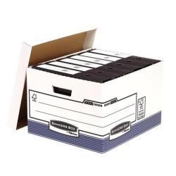 Raccoglitore Fellowes - Bankers box system - scatola per archiviazione 0030901
