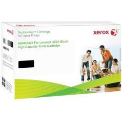 Toner Xerox - Nero - cartuccia toner (alternativa per: lexmark 52d2h00) 006r03393