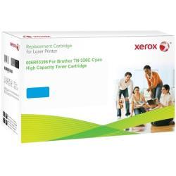 Toner Xerox - Ciano - cartuccia toner (alternativa per: brother tn326c) 006r03396