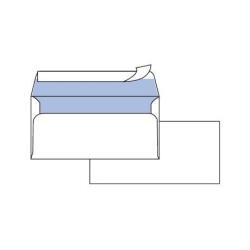 Busta Pigna - Silver 90 strip - busta - 120 x 180 mm - apertura laterale - bianco 009768521
