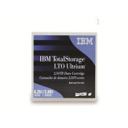 Supporto storage IBM - LTO 6 ULTRIUM 2 5TB-6 25TB