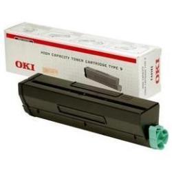 Toner Oki - Nero - originale - cartuccia toner 01103402