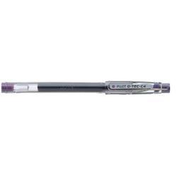 Penna Pilot - G-TEC-C4 Roller Viola Confezione 12