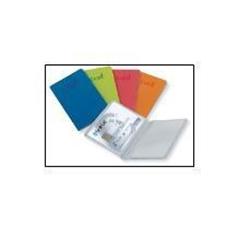 Raccoglitore Orna - Neon - libro per biglietti da visita 0117exp0000