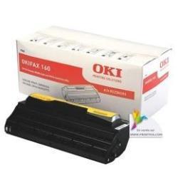 Cartuccia Oki - Nero - originale - cartuccia toner 01234101