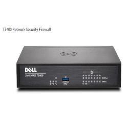 Firewall SonicWall - Tz400 - apparecchiatura di sicurezza - con 1 anno totalsecure 01-ssc-0514