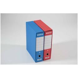 Raccoglitore Brefiocart - Brefio - cartellina con meccanismo a leva 0201190bl