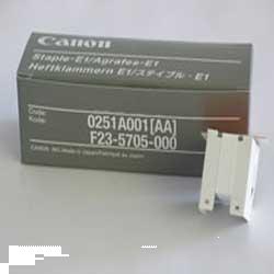 Graffette Canon - Type e1 - punti per cucitrice (pacchetto di 15000) 0251a001ac
