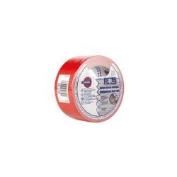 Eurocel - Tpl 201 nastro in tessuto - 38 mm x 25 m - rosso (pacchetto di 24) 031202316