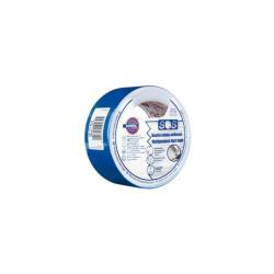 Eurocel - Tpl 201 nastro in tessuto - 38 mm x 25 m - blu (pacchetto di 24) 031904316