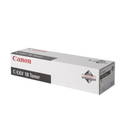 Toner Canon - C-exv 18 - nero - originale - cartuccia toner 0386b002