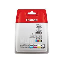Canon - Cli-571 c/m/y/bk photo value pack - confezione da 4 0386c007