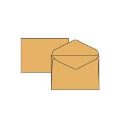 Busta Pigna - Postale - busta - 180 x 240 mm - apertura laterale - giallo 038835218