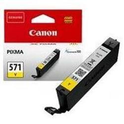 Serbatoio Canon - Cli-571y - giallo - originale - serbatoio inchiostro 0388c001