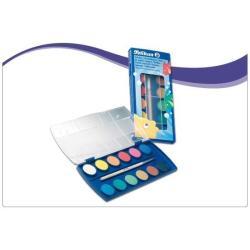 Acquerelli Pelikan - School - pittura (pacchetto di 12) 040063