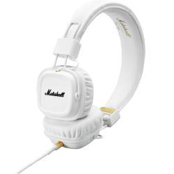 Cuffie con microfono Marshall - Major II Bianco