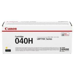 Image of Toner 040 h - alta capacità - giallo - originale - cartuccia toner 0455c001