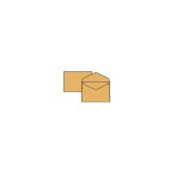 Busta Pigna - Postale - busta - 120 x 180 mm - apertura laterale - giallo 045959821