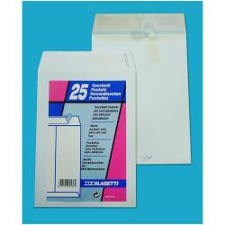 Busta Blasetti - Busta - 160 x 230 mm - estremità aperta - bianco - pacco da 100 0561