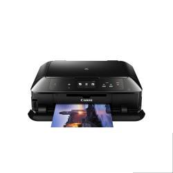 Imprimante  jet d'encre multifonction Canon PIXMA MG7750 - Imprimante multifonctions - couleur - jet d'encre - 216 x 297 mm (original) - A4/Legal (support) - jusqu'à 15 ipm (impression) - 125 feuilles - USB 2.0, LAN, Wi-Fi(n), NFC