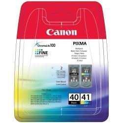 Serbatoio Canon - Pg-40 / cl-41 multi pack - confezione da 2 0615b043