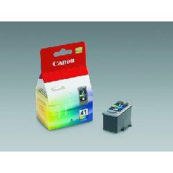 Cartuccia Canon - Cl-41 - alta resa - colore (ciano, magenta, giallo) - originale 0617b001