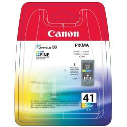Serbatoio Canon - Cl-41 - colore (ciano, magenta, giallo) - originale 0617b032