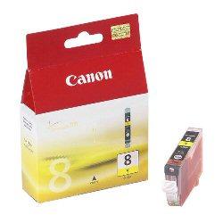 Serbatoio Canon - Cli-8y - giallo - originale - serbatoio inchiostro 0623b001
