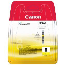Serbatoio Canon - Cli-8y - giallo - originale - serbatoio inchiostro 0623b026
