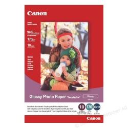 Carta fotografica Canon - Gp-501 - carta fotografica - lucido - 10 fogli - 100 x 150 mm 0775b005aa